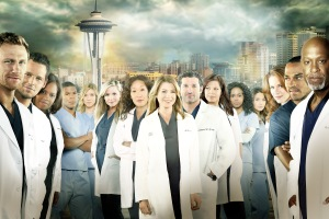 GREY'S ANATOMY - ABC's