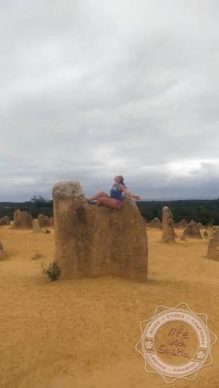 ja, absolut... es ist verboten auf die Pinnacles zu klettern... ups